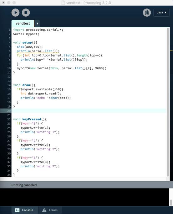 processingcode
