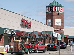 Blackstone's Brixmor Property Group has 13 properties in Minnesota, including the Richfield Hub and West Shopping Center. (File photo: Bill Klotz)