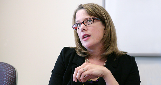 State demographer Susan Brower says that Minnesota should have 85,000 to 100,000 more jobs than workers by 2020. (File photo)