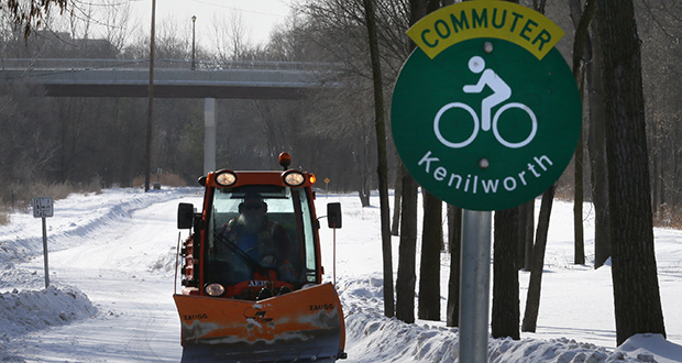 The issue of running the future Southwest Light Rail Transit line and freight rail through the Kenilworth Corridor in Minneapolis is pushing the start date at least a year later than originally expected. (File photo: Bill Klotz)