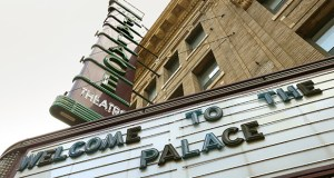 A $12 million renovation of the Palace Theatre at 17 W. Seventh Place in St. Paul could be completed in time for the building's centennial, if $6 million in state bonding money comes through for the project. (File photo: Bill Klotz)