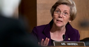 Democratic senators on the panel, including Elizabeth Warren of Massachusetts, have said they want to ensure any measure regarding Fannie Mae and Freddie Mac guarantees affordable loans for most buyers and provides funds for rental housing for the poor (Bloomberg News file photo)