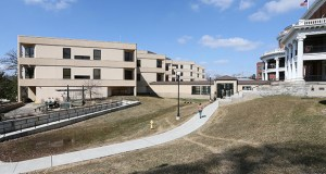 The Minnesota Department of Veterans Affairs remains confident that full federal funding will come through for a $54 million skilled nursing home facility that will replace the aging Building 17 on the Minneapolis Veterans Home campus at 5101 Minnehaha Ave. (Staff photo: Bill Klotz)