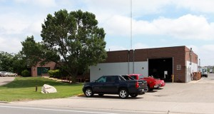 The Bill and Bob Elsholtz developed this terminal at 2560 Long Lake Road in Roseville in 1974 for the family trucking business. The owners sold the company years ago and now they've sold the building to Ohio-based Dayton Freight Lines Inc. for $6.6 million. (Submitted photo: CoStar)