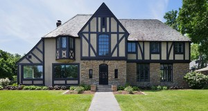 A classic 1929 look, modern updates and a premier city location helped this five-bedroom home at 3760 W. Calhoun Parkway in Minneapolis sell for $1.51 million on May 30. (Submitted photo: Barry Berg Group/Coldwell Banker Burnet)