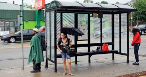 Metro Transit plans to add 150 to 200 bus shelters by 2015, with about 66 of them in areas with racially-concentrated areas of poverty. Advocates also are seeking enhanced minority hiring goals and funding commitments for development in key areas of the city. (Photo: Craig Lassig)