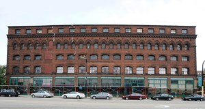 The Jackson Building, at 300 Washington Ave. N. in Minneapolis, was built in 1897. The building is set for a conversion to a boutique hotel. (Photo: Craig Lassig)