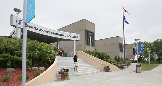 Dakota County Technical College is among the 12 Minnesota State Colleges and Universities campuses receiving money as part of a $15 million U.S. Department of Labor grant to help provide advanced manufacturing training. (File photo: Bill Klotz)
