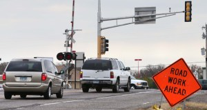 A $35 million interchange and grade separation from the Burlington Northern Santa Fe railroad tracks is planned at the intersection of U.S. Highway 10 and County Road 83 in Ramsey. Anoka County officials are worried about securing funding for other improvements to Highway 10 and other highway projects under new Metropolitan Council standards. (Staff photo: Bill Klotz)