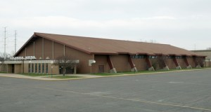 The Columbia Arena, built in 1968 and vacant for nearly a decade, is about to be demolished. The city of Fridley has paid $2.6 million to the private owner of the property at 7011 University Ave. NE, with plans to redevelop the site. (Submitted photo: CoStar)