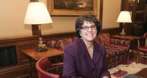 Kathleen Pinkett (Staff photo: Bill Klotz)