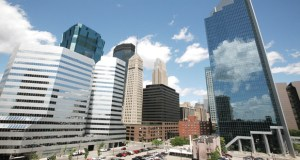 The Minneapolis office market faces two primary challenges: One is that businesses want more efficient use of space and are downsizing their footprints. The other is that three major employers plan to move to build-to-suit space over the next two years, opening 1.46 million square feet of Class B properties. (File photo: Bill Klotz)