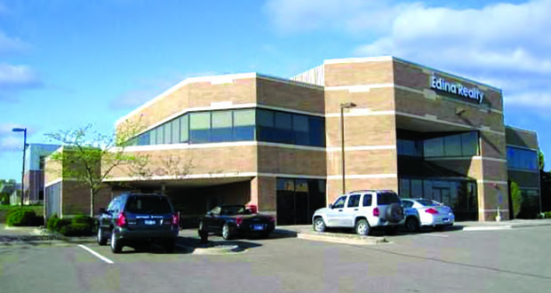 The building at 540 Gateway Blvd. will house offices and materials testing space for WSB & Associates, which will keep its offices in Golden Valley, St. Paul, St. Cloud, Rochester, Northfield and Bismarck, North Dakota. (Submitted photo)