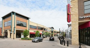The Shops at West End development, a 350,000-square-foot retail and entertainment complex in St. Louis Park, is home to several retailers and a covered outdoor arcade. (File photo: Bill Klotz)