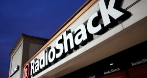 This photo shows a RadioShack store Feb. 3 in Dallas. The electronics retailer filed for Chapter 11 bankruptcy protection on Thursday. (AP File Photo)