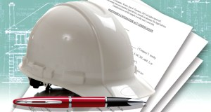 "As part of their bids for public projects, contractors must submit notarized ""verification"" forms, which state that they and the subcontractors they intend to use are in compliance with the law's requirements."