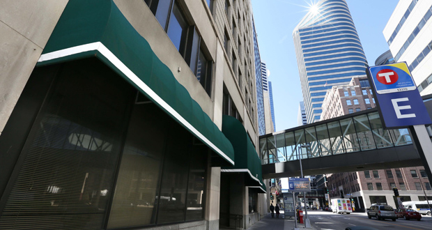 TPI Hospitality says it plans to start a renovation project this summer that will convert the mostly vacant William McGee Building, 317 Second Ave. S., into a Holiday Inn Express. (File photo: Bill Klotz)
