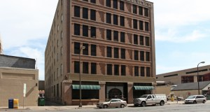 The 72,000-square-foot office building at 312 Third St. S. was built in 1906. Ryan Cos. purchased the property in February, but its plans are unclear for now. (Submitted photo: CoStar Group)
