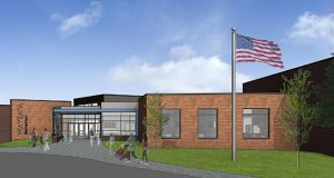 The Wayzata Public Schools plans to start construction in May on a new $26 million elementary school (above) in the southwest quadrant of County Road 47 and Lawndale Lane North in Plymouth. (Submitted image: Wold Architects and Engineers)