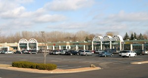 The Waterford Plaza shopping center is at 10100 Sixth Ave. N. in Plymouth, on the northeast quadrant of Revere Lane and Highway 55. The complex was built in 1989. (Submitted photo: CoStar Group)