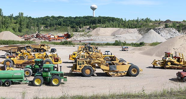 The Savage City Council agreed Monday to deploy $7.3 million in tax increment financing to encourage residential and other development at a 296-acre site that is now home to a gravel pit. (File photo: Bill Klotz)