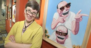 Norwest Equity Partners in March pumped an undisclosed amount into Minneapolis-based Eyebobs, whose founder is Julie Allinson (shown in a 2012 photo). (File photo: Bill Klotz)