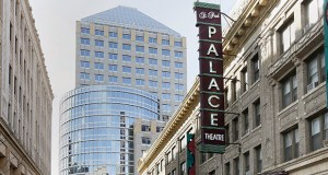 The Palace Theatre in downtown St. Paul at 17 W. Seventh Place is being renovated with $8 million from the city's new economic development fund, $5 million in state bonding and $1 million in private money. (File photo: Bill Klotz)
