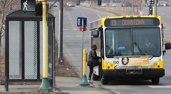 As part of a capstone project, graduate students made recommendations for boosting economic development potential in north Minneapolis along the forthcoming C Line arterial bus rapid transit, which is planned to run on Penn Avenue. (File photo: Bill Klotz)