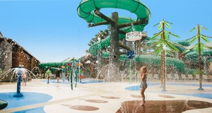 Life Floor manufactures slip-resistant foam and rubber flooring used on pool decks and a range of other aquatic amenities at fitness centers and waterparks, including the Wilderness Resort in the Wisconsin Dells. (Submitted image)