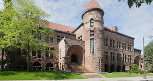 The University of Minnesota is seeking predesign services for a planned rehabilitation of Pillsbury Hall, one of the oldest and most iconic buildings on the Twin Cities campus. (Staff photo: Bill Klotz)