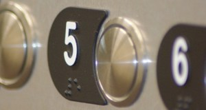 Robley G. Cook, a visually impaired man, started Stencil Cutting and Supply Co. nearly 40 years ago as a way of producing metal and injection molded plastic braille signs for elevator cabs. Twin Cities investors have acquired the company and its plant at 310 Cannon River Ave. N. in Red Wing. (Submitted image)