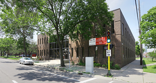 The Minnesota AIDS Project building would be razed for a new apartment project by Weidner Apartment Homes and developer Dan Hunt. (File photo: Bill Klotz)