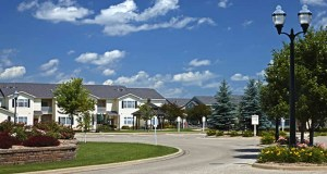 Investors Real Estate Trust entered into a purchase agreement for the 276-unit GrandeVille at Cascade Lake townhome complex in Rochester, one of its most sought-after markets. (Submitted image)