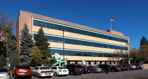 An entity related to the Minneapolis-based Ackerberg Group has sold the Lake Pointe Corporate Centre at 3100 W. Lake St. in Minneapolis to a Denver investor for $8 million. (Submitted photo: CoStar)