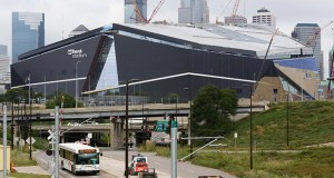 Some Vikings stadium subcontractors are stuck waiting for payments while Mortenson Construction and the MSFA work out their dispute over cost increases. (File photo: Bill Klotz)