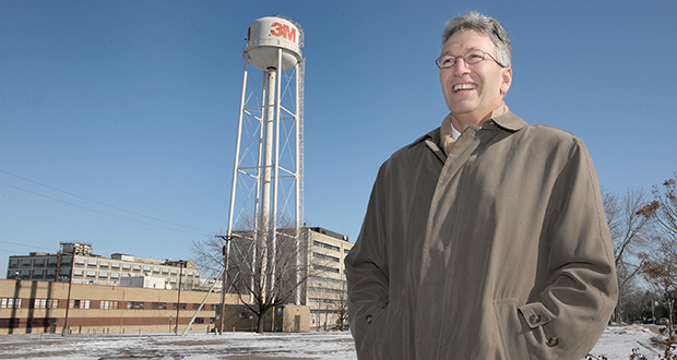 St. Paul Port Authority President Louis Jambois will step down in February after seven years running the agency, where he spearheaded a range of projects including the massive redevelopment of the former 3M Co. industrial campus on the east side of St. Paul. (File photo: Bill Klotz)