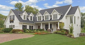 This five-bedroom, five-bath home in Medina was built in 2007 but showed like a new model home and drew an offer after only 45 days on the market.