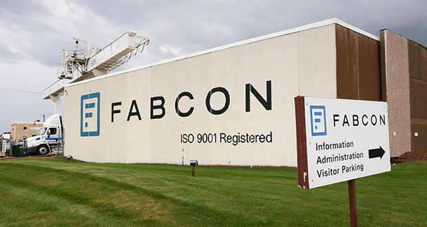 Fabcon, a manufacturer of precast concrete panels, is based at 6111 Highway 13 in Savage. (File photo: Bill Klotz)