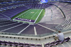 """I think the interior is going to be really well-received,"" architect Tom Meyer said. (File photo: Bill Klotz)"