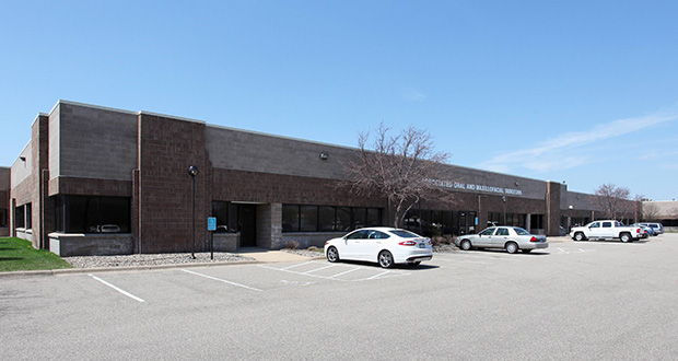 Steve Hoyt of Hoyt Properties says the recent sales price of his group's building at 7110 - 7190 University Ave. NE in Fridley was double the 2012 price because the ownership increased occupancy by 40 percent and made more than $1 million in improvements. (Submitted photo: CoStar)