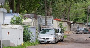 The land underneath 95 mobile homes was sold June 13 to Wayzata-based Continental Property Group, but Minneapolis-based Aeon says the sale was illegal. The state Attorney General's Office agrees with Aeon.  (File photo: Bill Klotz)