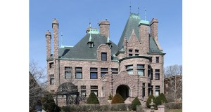 The 12,000-square-foot Van Dusen Mansion, built in 1892 at 1900 LaSalle Ave. in Minneapolis, is currently used as an event center that can host up to 200 guests for a dinner and up to 350 for a cocktail reception. (Submitted photo: CoStar)