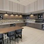 Continental breakfast kitchen
