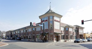 The Pinehurst Building at 4999 France Ave. S. in Minneapolis was built in 2001 at the intersection of 50th and France, a popular retail corridor that straddles the border of Minneapolis and Edina. (Submitted photo: CoStar)