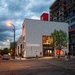 "Designed by Minnesota architect David Salmela, this new Izzy's Ice Cream and Scoop Shop in Minneapolis embodies the company's ""total commitment to quality and excellence,"" according to Izzy's.  (Submitted image: AIA Minnesota)"