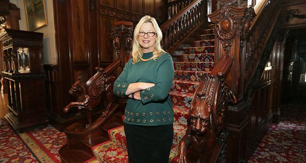 Jennifer Ryan (Staff photo: Bill Klotz)