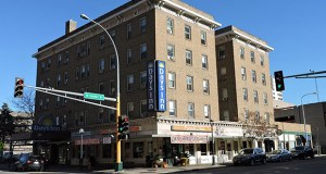 Rochester could pay up to about $33,000 to evaluate the demolition of a Days Inn hotel at 6 First Ave. NW in the city's downtown to determine whether it should approve a proposal for a new 17-story mixed-use building on the site. (Submitted photo)