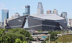U.S. Bank Stadium, 401 Chicago Ave., Minneapolis