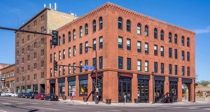 The 700 Central project transformed two buildings from the turn of the 20th century into apartments and retail space in northeast Minneapolis. (Submitted photos)