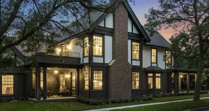 The house at 735 Osceola Ave. in St. Paul is on the last of 13 luxury home sites in Crocus' New Hill, a boutique community created in 2012 when Wall Cos. purchased the campus of the former Bush Memorial Children's Center. (Submitted photo: Kroiss Development Inc.)